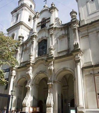 San Ignacio, l'Eglise conservée la plus ancienne de Buenos Aires