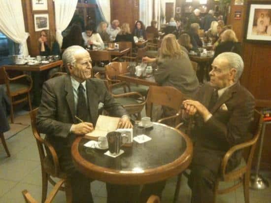 La Biela : un témoin de l'histoire de Buenos Aires