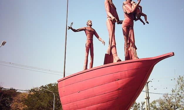 Resistencia, la Capitale Nationale de la Sculpture