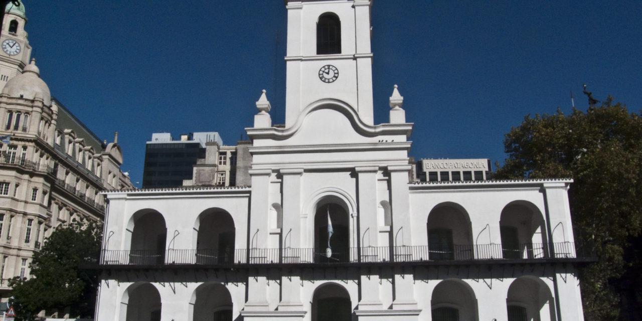 El  museo del Cabildo y de la Revolución de Mayo