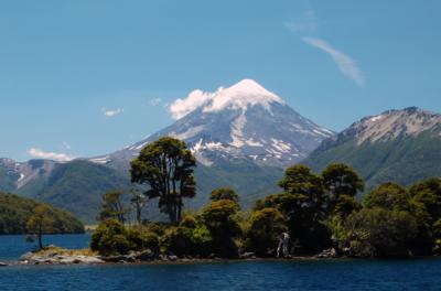 Patagonie du Nord : Relaxez-vous aux thermes d'Epulafquen