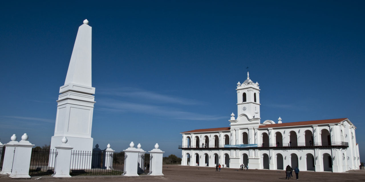 San Luis :  extravagance, prospérité et mégalomanie.