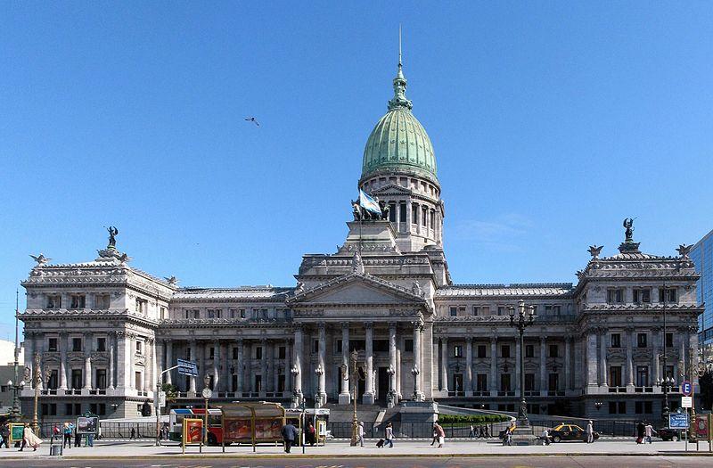 De nombreux documents de la chambre des députés argentins désormais sur le web!