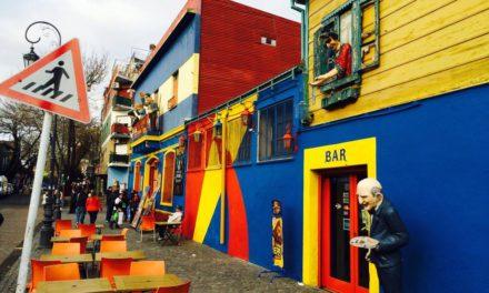 Los Pibes del Playón : une association pour les jeunes du quartier de laBoca