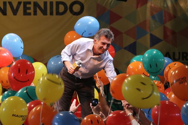 Macri entre au pouvoir en Argentine