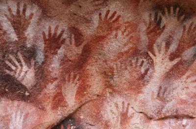 Patagonie : La Cueva de las Manos dans la région de Santa Cruz  !