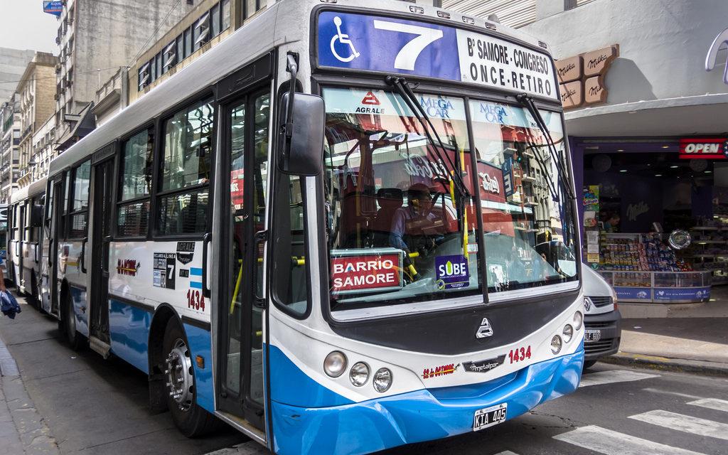 Hégémonie de la carte SUBE sur le réseau de bus et de trains!
