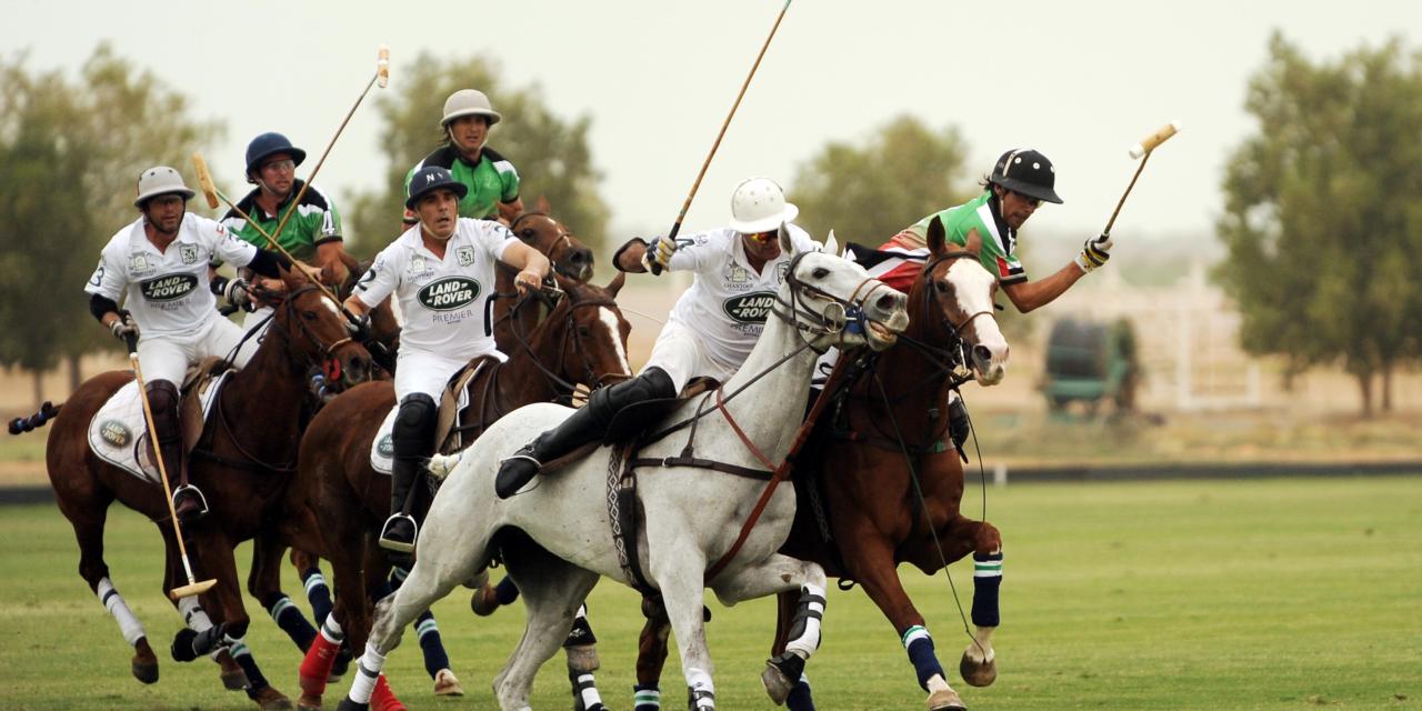 El partido de los 80 goles: le match de polo du siècle