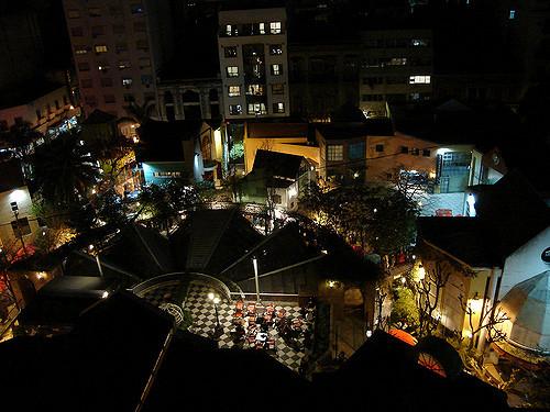 Le Paseo de la Plaza : un endroit de Buenos Aires à découvrir !