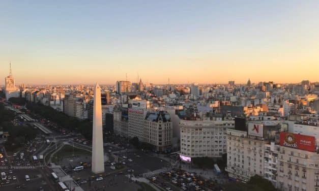 Histoire des noms des rues de Buenos Aires !