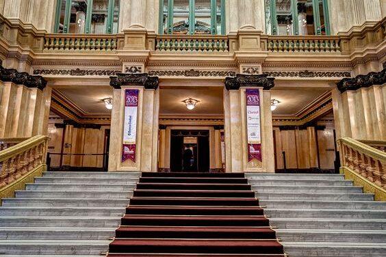 Le théâtre Colón, un des joyaux de l'architecture argentine