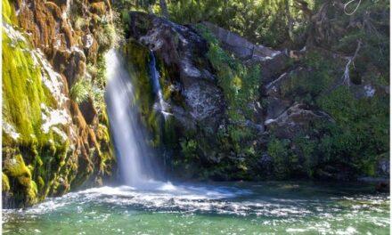 Las Cascadas del Ñivinco : un endroit magique en Patagonie