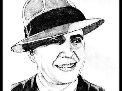 Portrait de Carlos Gardel : le plus grand chanteur de tango