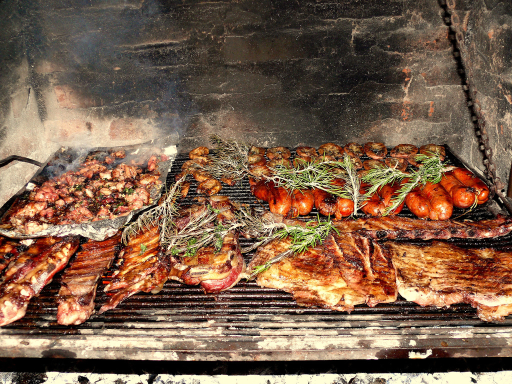 Les testicules de veau ou la gastronomie façon gaucho !