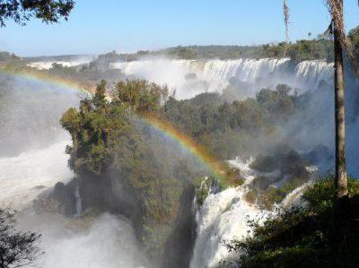 Iguazú, comment y aller?