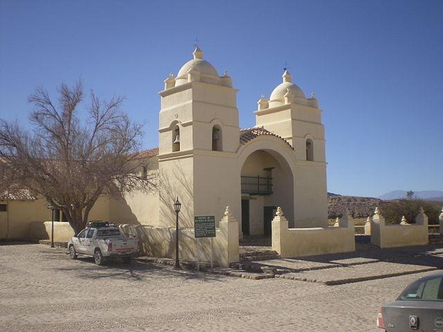Notre sélection d'hôtels à Cachi et Molinos