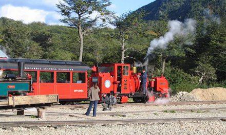 Ushuaia : le Train du bout du Monde