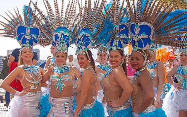 Les murgas du Carnaval !