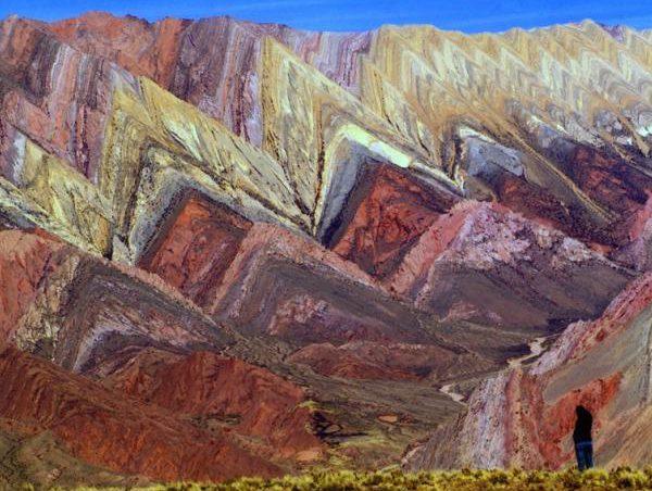 La Quebrada de Humahuaca : San Salvador de Jujuy, Tilcara, Purmamarca et Humahuaca !