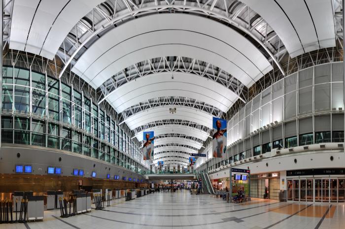 Les liaisons entre les aéroports et le centre ville