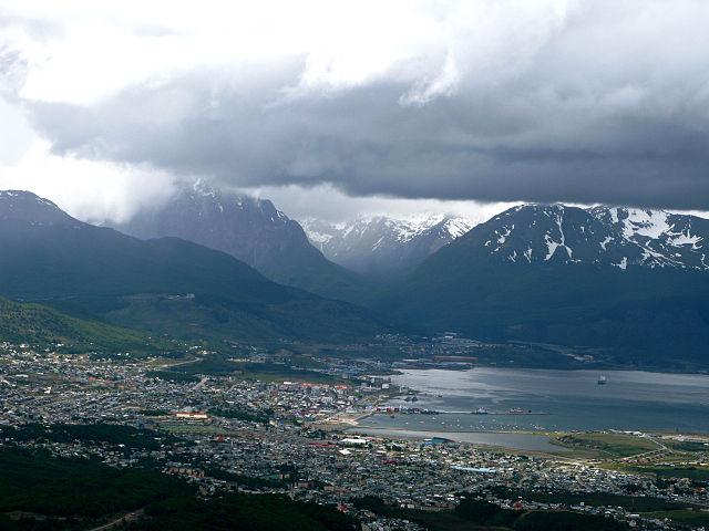 Un hiver record à Ushuaïa