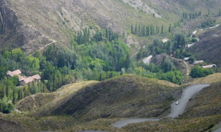 Réserve Naturelle dans la province de Mendoza : Villavicencio
