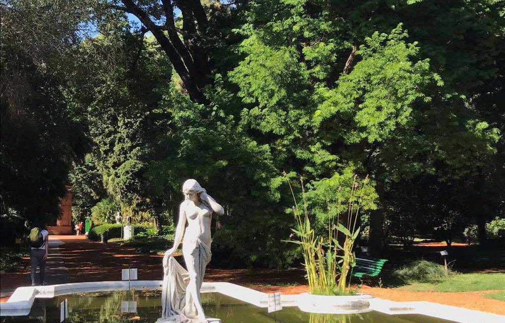 """Le Jardin Botanique """"Carlos Thays"""" à Buenos Aires"""