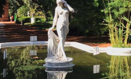 Le Jardin Botanique «Carlos Thays» à Buenos Aires