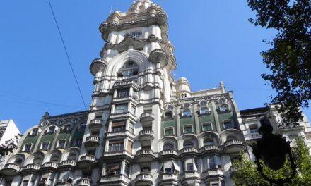 Les bâtiments emblématiques de Buenos Aires !