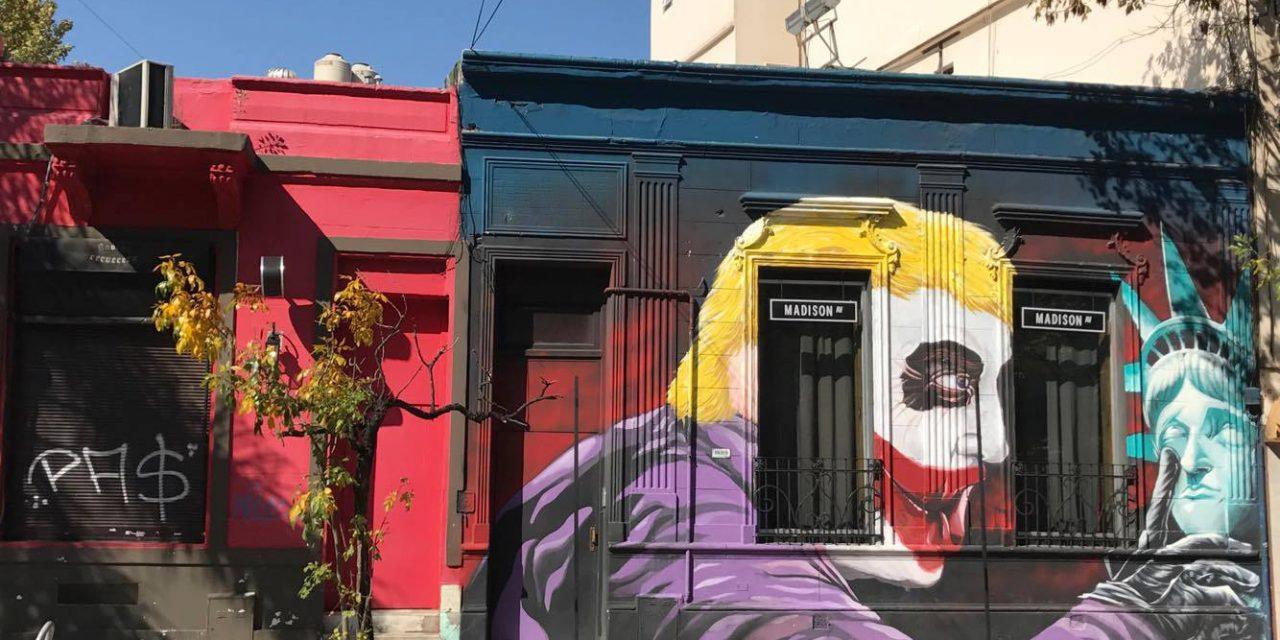 Le top du Street art à Buenos Aires