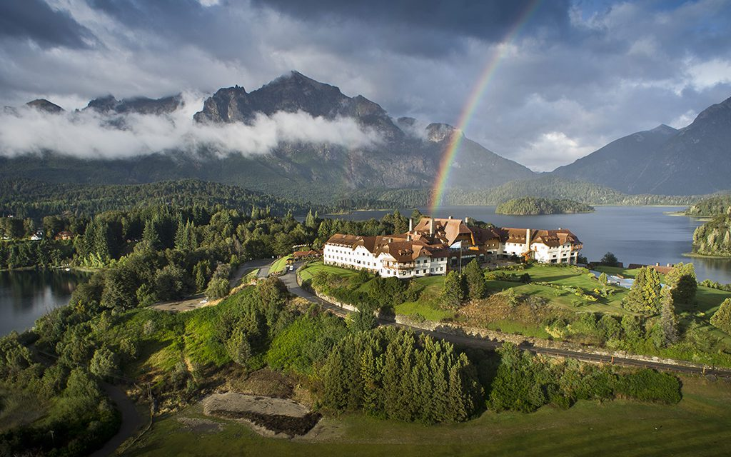 Découvrez l'incroyable hôtel Llao Llao de Bariloche