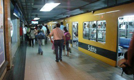 Le projet manqué du métro de Buenos Aires