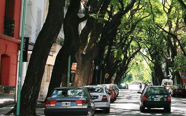Les quartiers de Buenos Aires : Palermo Hollywood