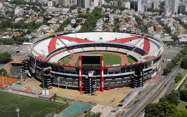 Buenos Aires : ville avec le plus de stades de foot du monde !