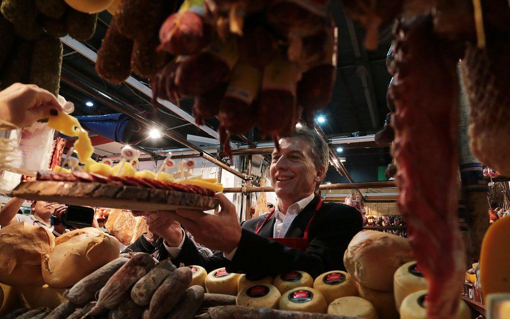 Caminos y sabores : une feria gastronomique dans Buenos Aires