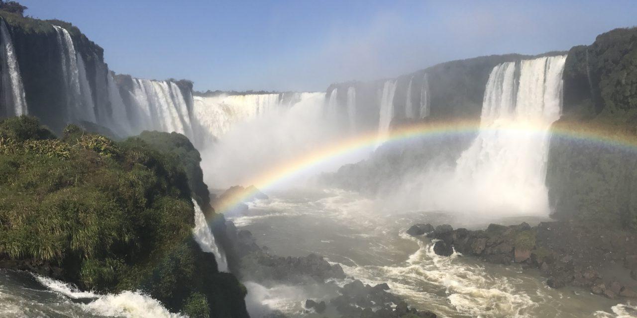 Envie d'une escapade détente à Iguazu ?