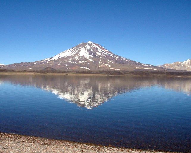 La Laguna del Diamante, un petit bijou dans la montagne