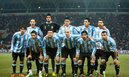 Les chances de l'Argentine pour la coupe du monde de football 2018