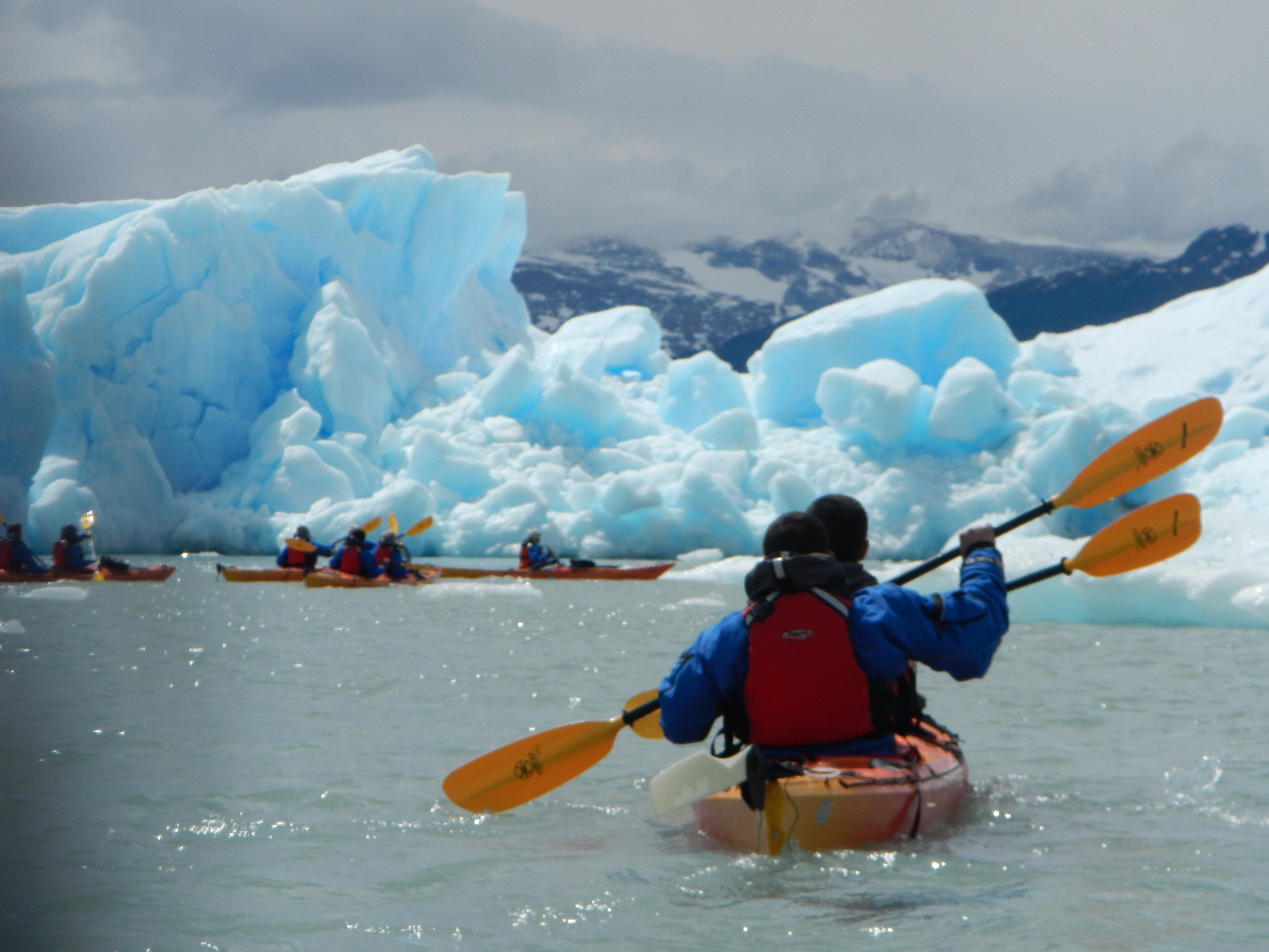 Les 3 lieux rêvés pour faire du Kayak en Argentine