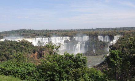 Voyage d'aventure aux Chutes d'Iguazú ! Un incroyable retour aux sources !