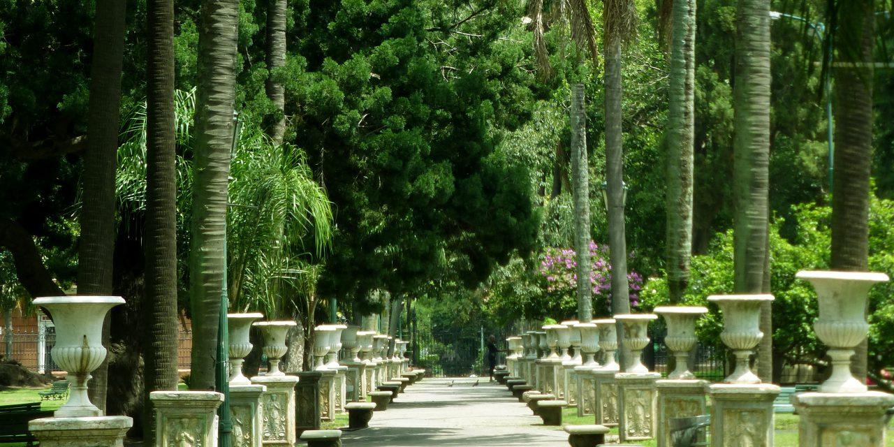 Le Parc Lezama – Un parc pas comme les autres