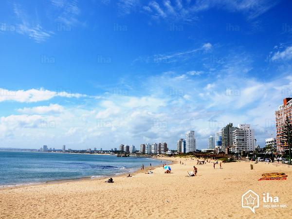 Aller à la plage en Uruguay à Punta Del Este !