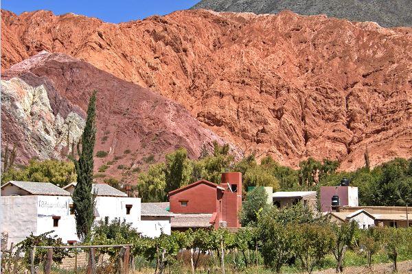 Purmamarca – Le village coupé du temps dans la Province de Jujuy !