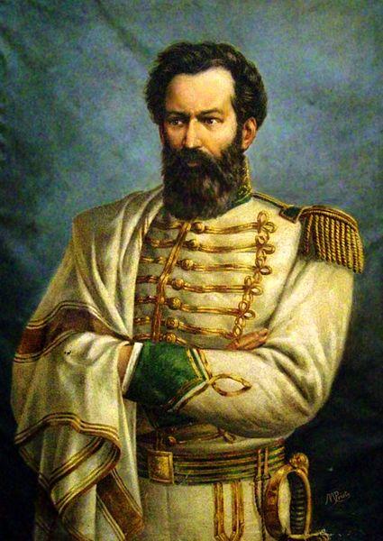 Martín Miguel de Güemes, une icône de l'histoire argentine