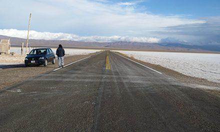 Voyage en autotour pendant la saison des pluies dans le Nord-Ouest Argentin