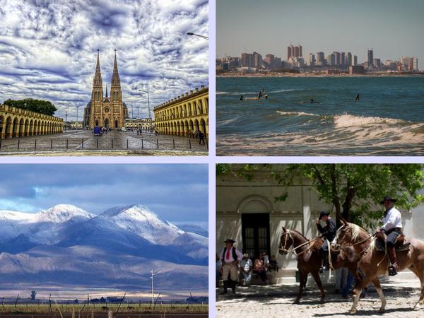 Idées d'escapades dans la province de Buenos Aires