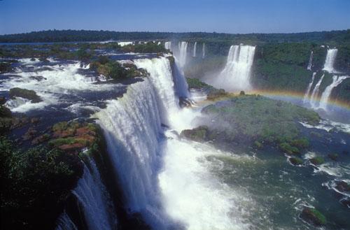 Escapade aux chutes d'Iguazú et Ruines Jésuites