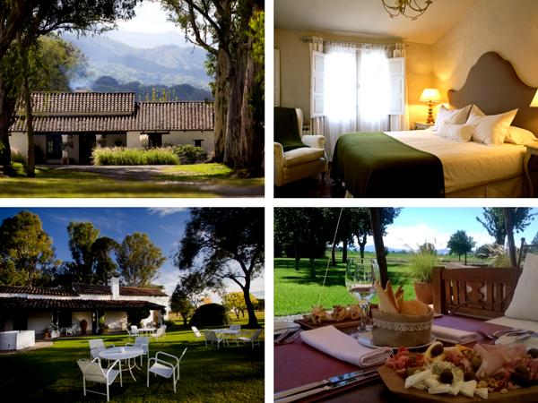 4 hôtels oú se ressourcer dans le région de Salta !