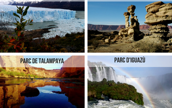 Parcs nationaux argentins : Prix des entrées !
