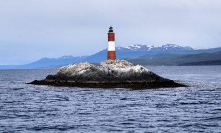 Ushuaïa : Le phare des Éclaireurs !